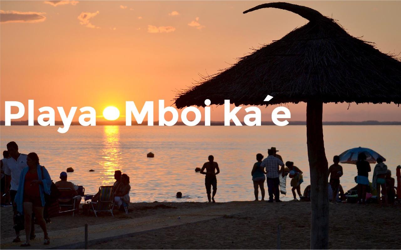 Playa Mbói Ka'e