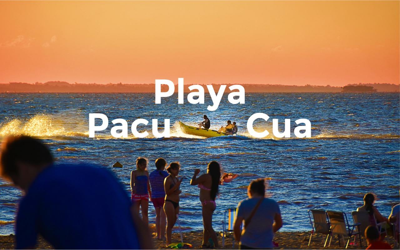 Playa Pacu Cua