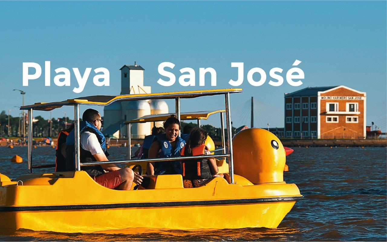 Playa San José